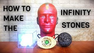 DIY Infinity Stones! (Avengers) width=