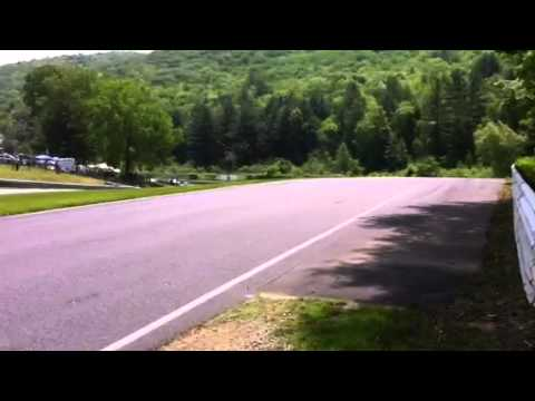 The Uphill at Lime Rock, Tight Grouping