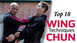 getlinkyoutube.com-Top 10 wing chun kung fu techniques for real self defense
