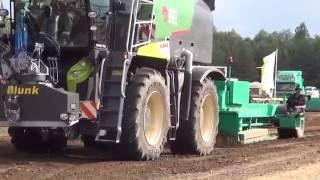 getlinkyoutube.com-Jesendorf 2015 #2 BIGGEST TRACTOR Pulling - 18 Tonnen - Kasi vs. Xerion