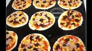 getlinkyoutube.com-Recette de Pizza Maison/How to make Homemade Pizza from scratch