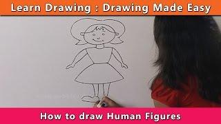 getlinkyoutube.com-How to Draw Figures | Learn Drawing For Kids | Learn Drawing Step By Step For Children