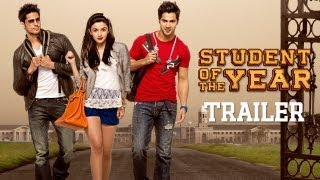 Student of The Year - Official Trailer - YouTube