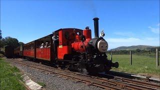 getlinkyoutube.com-Talyllyn Railway, Talyllyn 150, 1865 to 2015 Gala 'Engineering Day', Saturday 8th August 2015