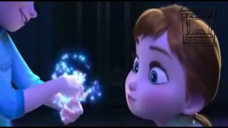 getlinkyoutube.com-تعلم الانجليزية الحلقه الاولى  |  فيلم ملكة الثلج #1  | تعليم الانجليزيه للاطفال