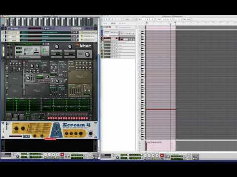 Reason 4 Dubstep Tutorial: Talking Bass / YaYa Bass