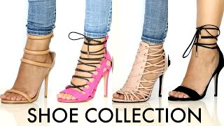 getlinkyoutube.com-Shoe Collection 2015