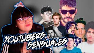 Top 7 Youtubers SENSUALES (Hombres) / SandyCoben