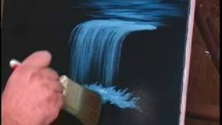 getlinkyoutube.com-How to Paint Water - Waterfalls (1 of 19)