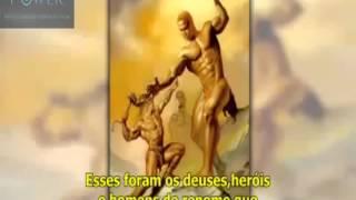 getlinkyoutube.com-O Retorno dos Demônios - Híbridos - Reptilianos - Insetóides e Nefilins a Terra - Parte 1