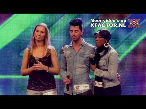 X FACTOR 2011 - aflevering 1 - auditie Adlicious
