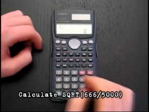 casio calculator manual fx 991ms