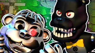 getlinkyoutube.com-EVERYTHING'S CHANGED & CHIPPER'S REVENGE?! | FNAF World #8