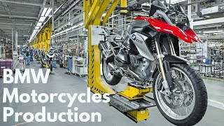 getlinkyoutube.com-🔴 BMW Motorcycles Production