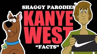 """getlinkyoutube.com-Kanye West """"FACTS"""" Song Parody by Shaggy from Scooby-Doo"""