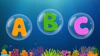 getlinkyoutube.com-ABC Songs for Children - ABCD Song in Under Sea - Phonics Songs & Nursery Rhymes