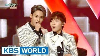 getlinkyoutube.com-SEVENTEEN - Mansae | 세븐틴 - 만세 [Music Bank COMEBACK / 2015.09.11]