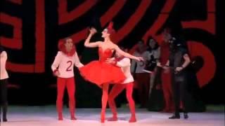 ゼナイダ ヤノウスキー「ハートの女王の踊り」の画像