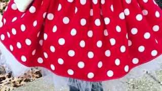 getlinkyoutube.com-Diy Minnie Mouse Tutu Tutorial !!!!