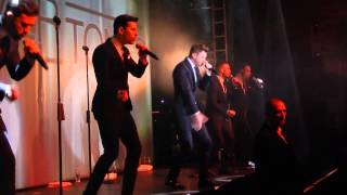 getlinkyoutube.com-The Overtones, I Heard it Through the Grapevine Potters 31.05.15
