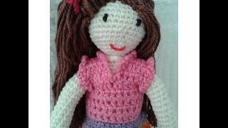 getlinkyoutube.com-Bonecas de croche