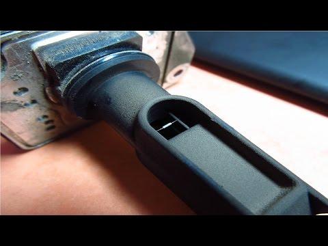 Как почистить ДМРВ (датчик массового расхода воздуха)