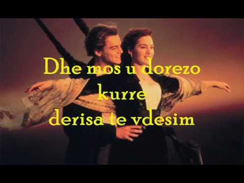 Titanic-Celine Dione (perkthyer ne shqip)