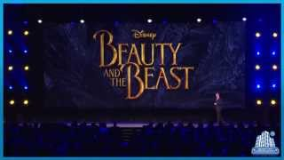 getlinkyoutube.com-Cast of the Live Action Beauty and the Beast Revealed at D23 Expo