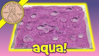 Aqua Sand - Magic Sand That Never Gets Wet! - Spin Master Toys
