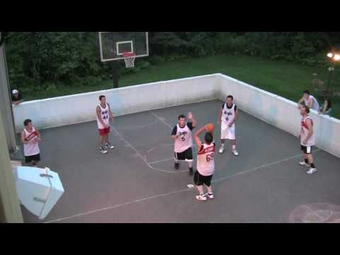 Mini Basketball (Hawks vs Magic)