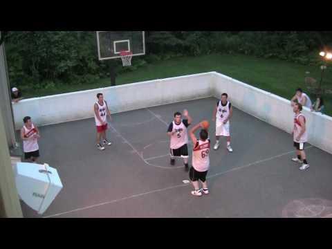 Mini Basketball (Hawks vs Magic)