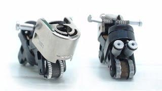 getlinkyoutube.com-Minimoto con dos encendedores, cómo se hace