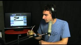 getlinkyoutube.com-Producer Tries Argentinean Mate