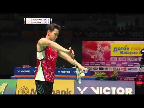 Badminton January 2016 tournaments best rallies and crazy shots