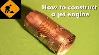 getlinkyoutube.com-Self Made Jet Engine : Mounting/  Installation