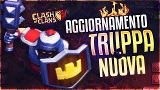 getlinkyoutube.com-CLASH OF CLANS LA NUOVA TRUPPA NERA - DATA AGGIORNAMENTO!