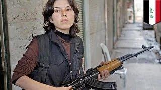 getlinkyoutube.com-امرأة تقتل قائداً داعشياً في الموصل لأن الأخير أجبرها على الاستعباد الجنسي