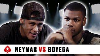 PokerStars Duel: Neymar Jr. Vs. John Boyega - Part 1