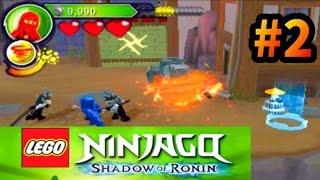 getlinkyoutube.com-3dsレゴニンジャゴーローニンの影#2ドラゴンで空を飛ぶ●LEGONINJAGO shadow of roninゲーム実況プレイ