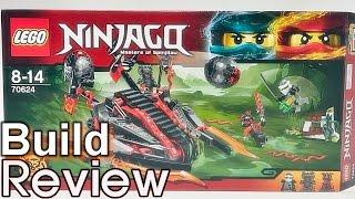 getlinkyoutube.com-[생방송] 레고 닌자고 70624 버밀리온 침입자 조립 과정 리뷰 Lego Ninjago VERMILLION Invader Build Review