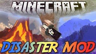 getlinkyoutube.com-Minecraft ITA - Mod: TORNADI, TERREMOTI, VULCANI, TSUNAMI & METEORITI // Disaster Mod