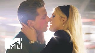 getlinkyoutube.com-Meghan Trainor & Charlie Puth Dish On Their Make Out Scene | MTV News