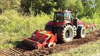 getlinkyoutube.com-SEPPI M. - SUPERSOIL - forestry mulcher & stone crusher / fresa forestale/ Forstfräse