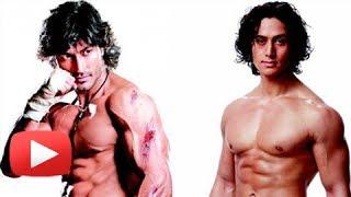 Tiger Shroff Ignores Vidyut Jamwal - WATCH WHY