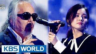 getlinkyoutube.com-Jeon Inkwon & Lee Hi - It's Only My World | 전인권 & 이하이 - 그것만이 내 세상 [Immortal Songs 2]