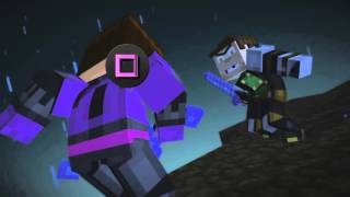 Minecraft Story Mode - Aiden's Death? (Send him over)