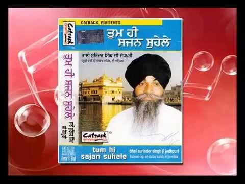 Tum Hi Sajan Suhele - Bhai Surinder Singh Ji Jodhpuri - Tum Hi Sajan Suhele - Shabad Gurbani