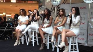 Fifth Harmony covering