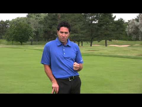 Golf Course Management: Second Shots into Par 5s