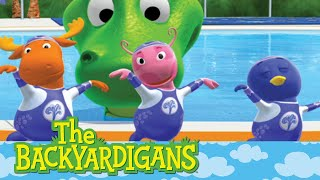 getlinkyoutube.com-The Backyardigans: The Amazing Splashinis - Ep.79